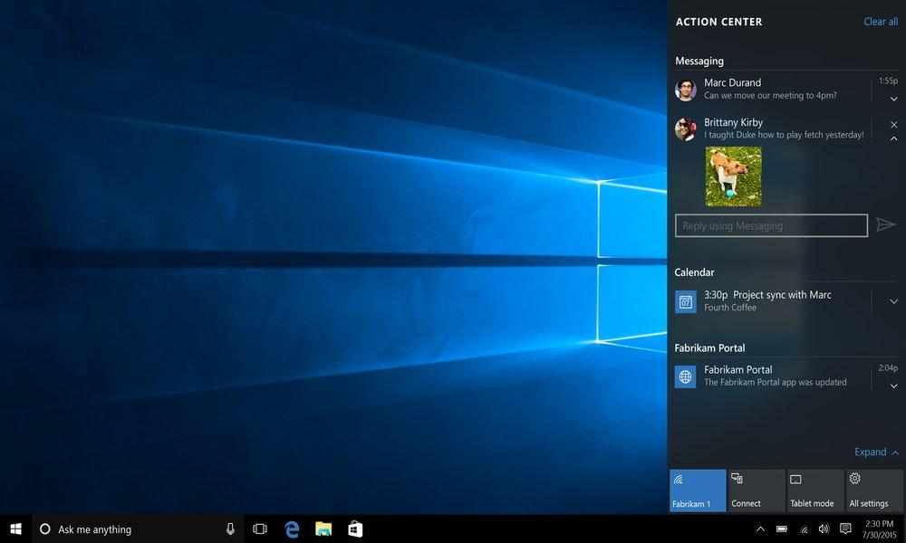 Windows 10 alcanza los 200 millones de usuarios en la empresa