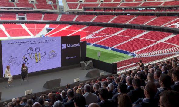 DXC Summit 2018 Madrid