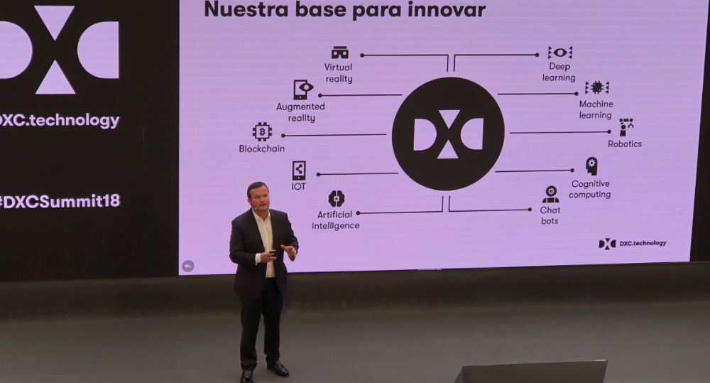DXC Technology celebra su Summit 2018