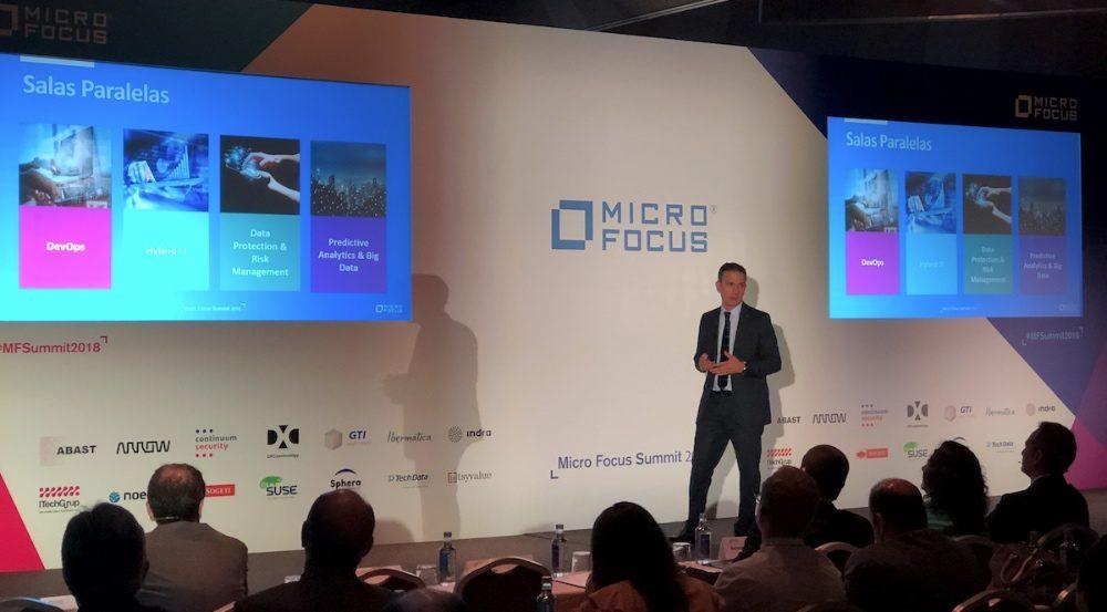 Se celebra Micro Focus Summit 2018 con el cliente como centro de la innovación