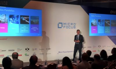Se celebra Micro Focus Summit 2018 con el cliente como centro de la innovación