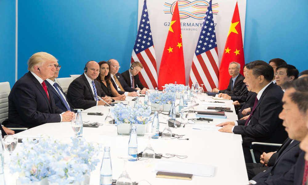 EEUU planea limitar las inversiones de China en las tecnológicas estadounidenses