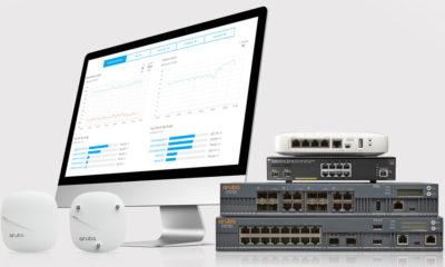 HPE Aruba lanza solución integrada de LAN, WAN, WiFi y seguridad para sucursales definidas por software