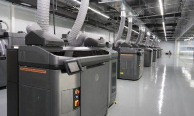 HP pone en marcha un centro de impresión 3D en China