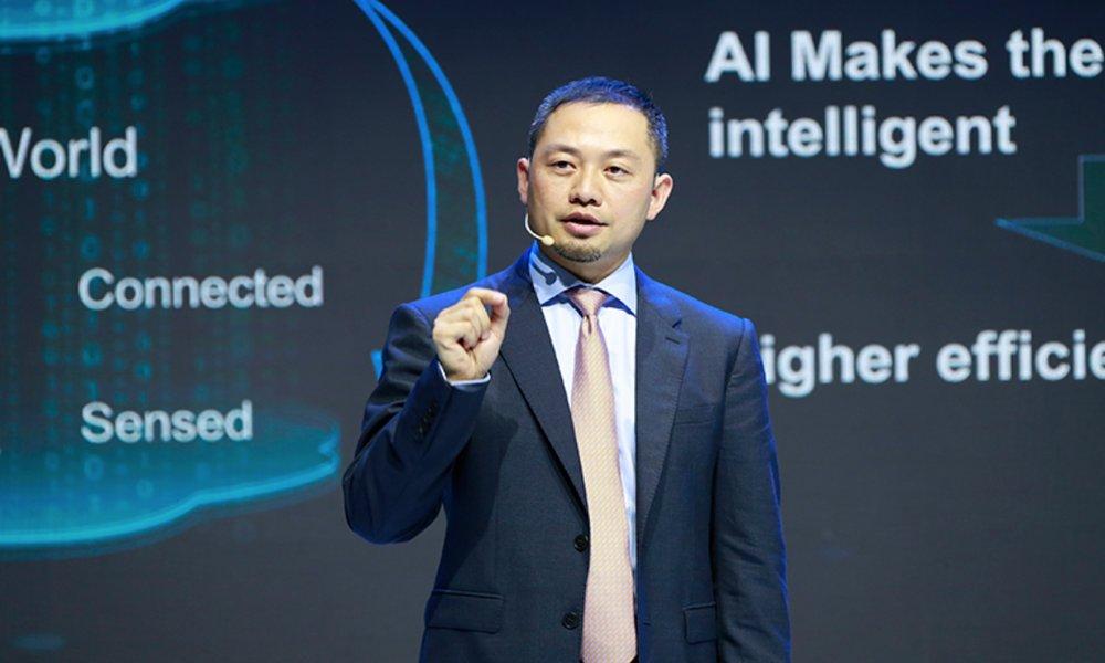 Huawei acude a CeBIT con sus últimas novedades en Internet de las Cosas e Inteligencia Artificial