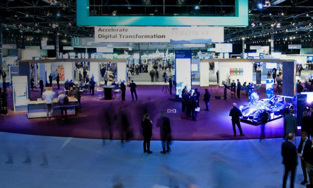 HPE Discover Las Vegas 2018