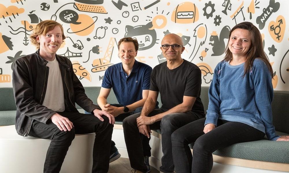 Microsoft compra GitHub por 7.500 millones de dólares