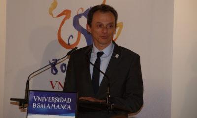 Pedro Duque quiere duplicar el presupuesto para I+D+i