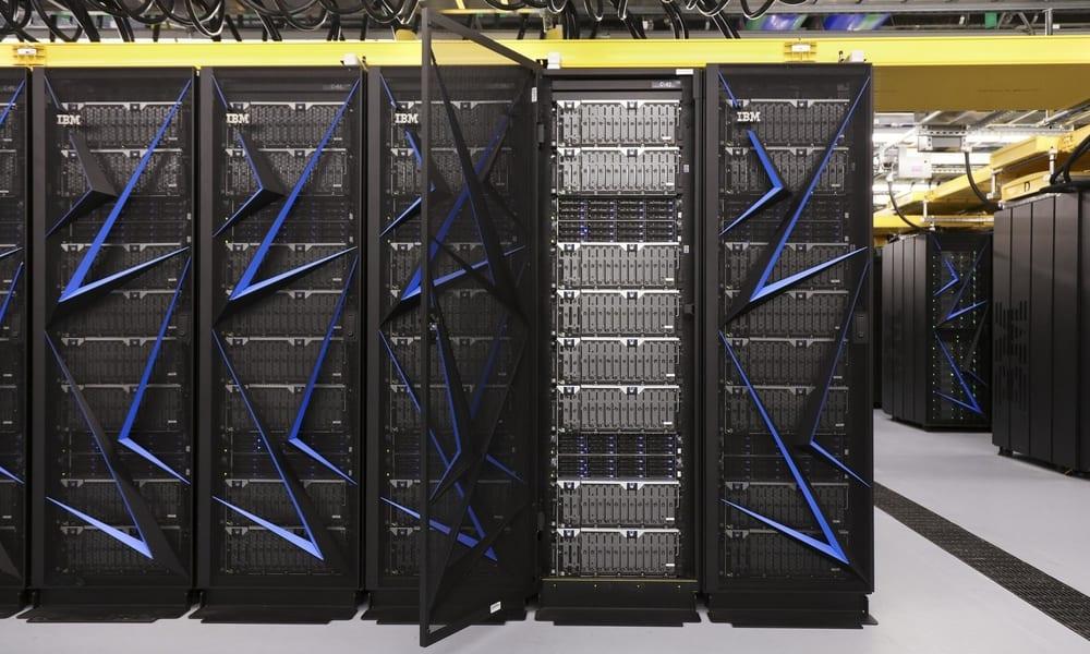 IBM y Nvidia desarrollan Summit, el superordenador más rápido del mundo