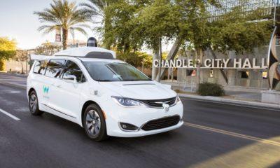 Waymo quiere traer sus servicios de coche autónomo a Europa