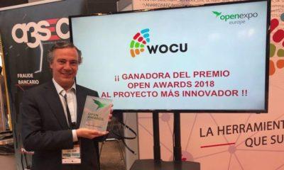 Open Expo Europe 2018 elige a WOCU como plataforma Open Source más innovadora
