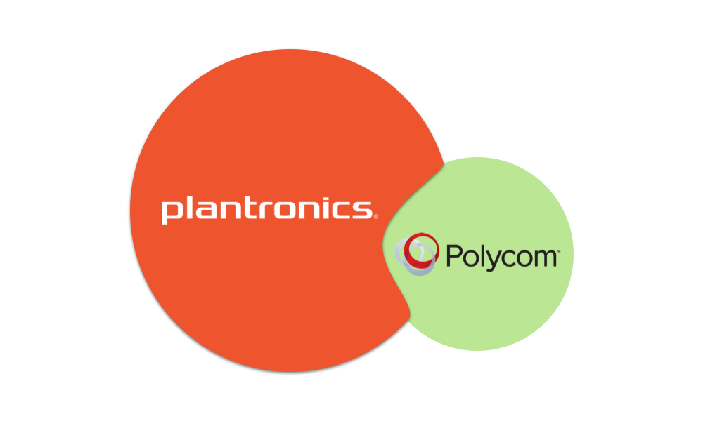 Plantronics Adquiere Polycom