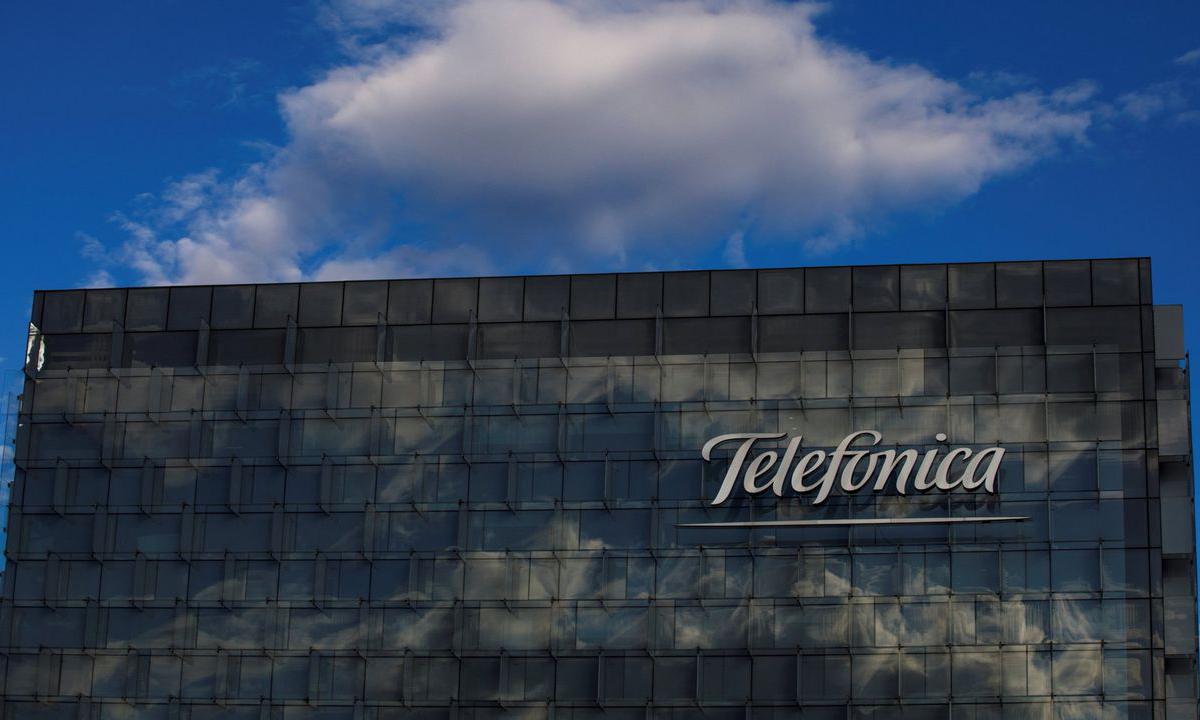 Telefónica PIB España