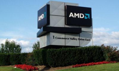 AMD consigue ingresos y beneficios sólidos en el segundo trimestre de 2018