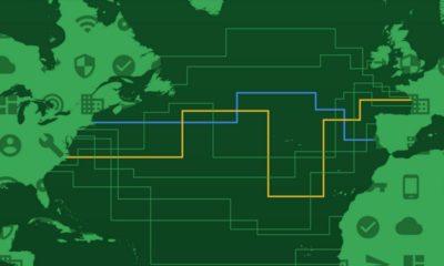 Google anuncia el despliegue de su segundo cable submarino privado