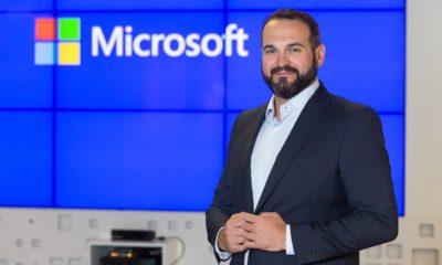 Microsoft Ibérica nombra Director de desarrollo de partners a Santiago Oller