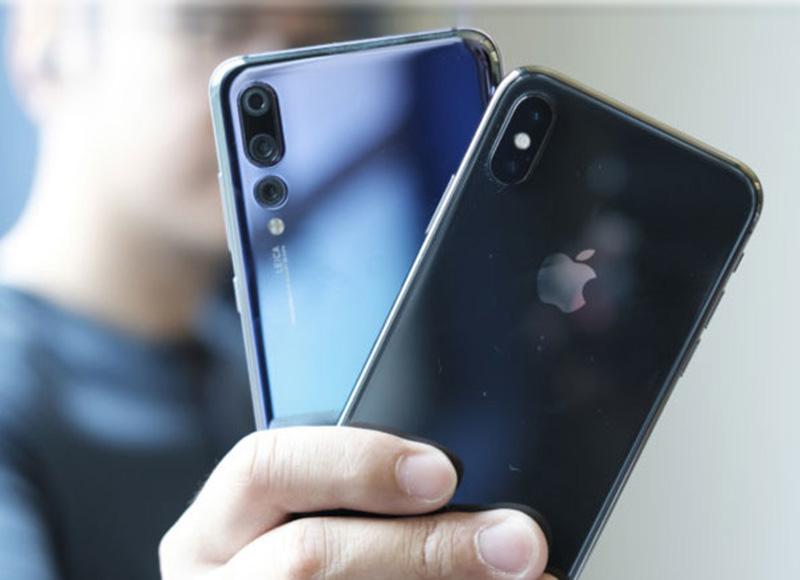 Huawei Apple China