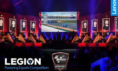 Lenovo Legion eSport MotoGP