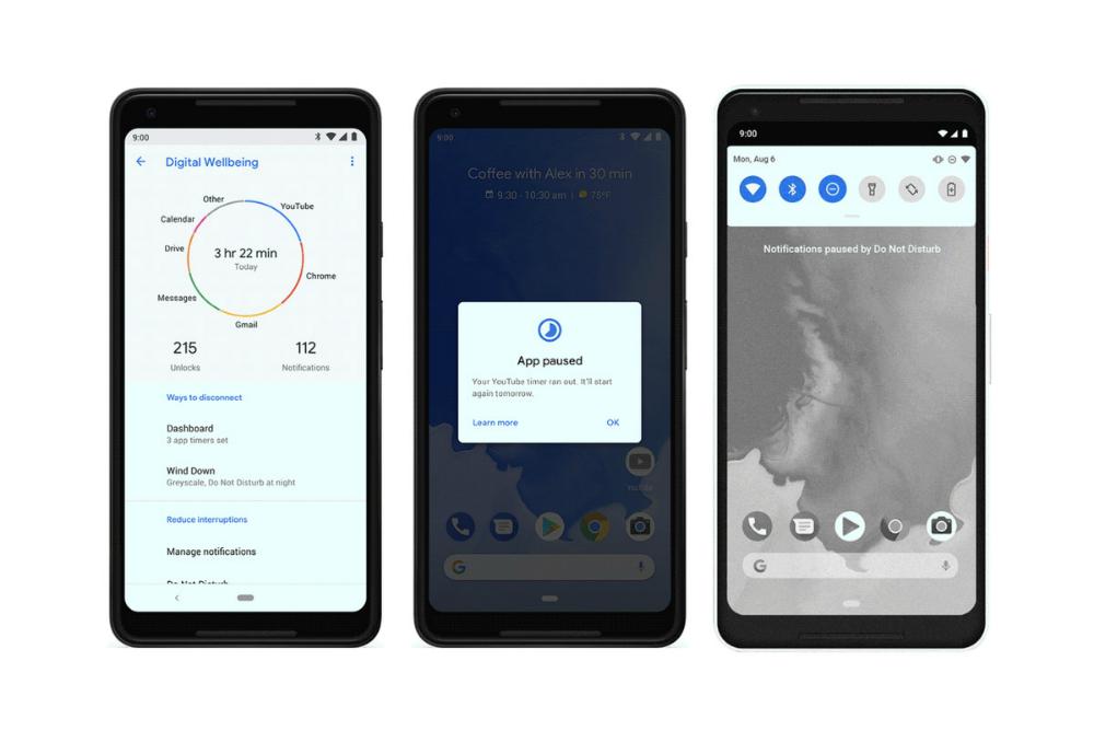 Grabar llamadas android 9