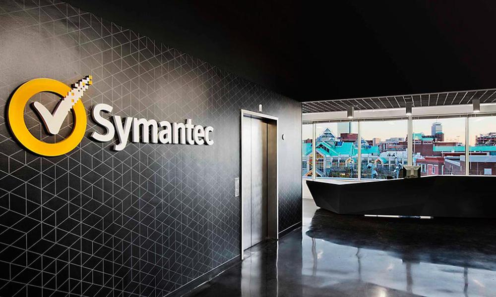 Symantec Reduce Plantilla y Valor de Mercado