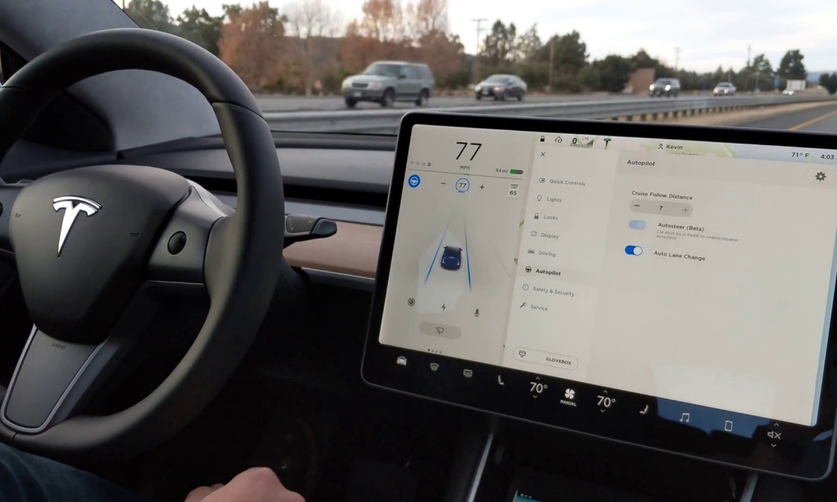 Tesla IA Hardware 3 Modelo 3