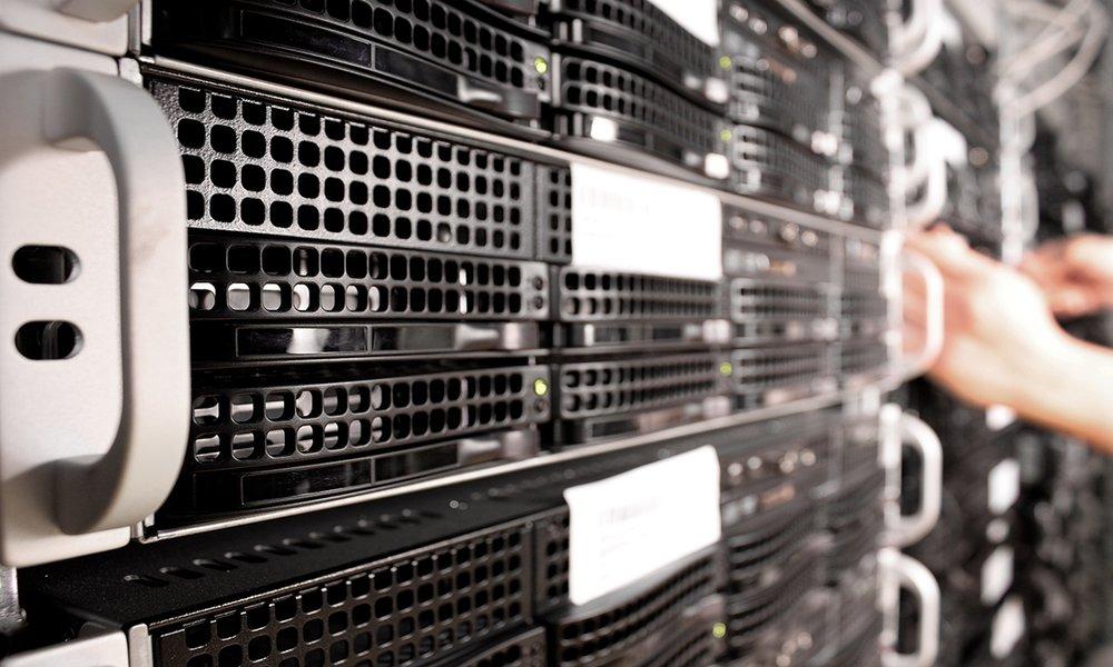 Los envíos mundiales de servidores crecen un 9,6 por ciento en el segundo trimestre de 2018