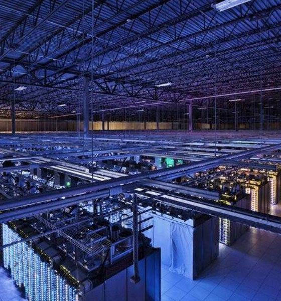 Google utiliza Inteligencia Artificial en los sistemas de refrigeración de sus centros de datos
