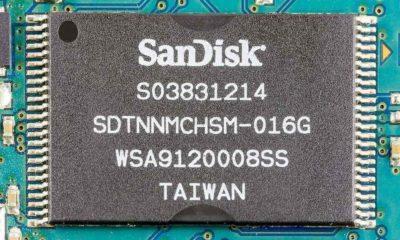 El mercado de memoria NAND sigue con exceso de oferta