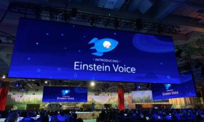 Einstein Voice, Salesforce quiere que hablemos a las aplicaciones empresariales