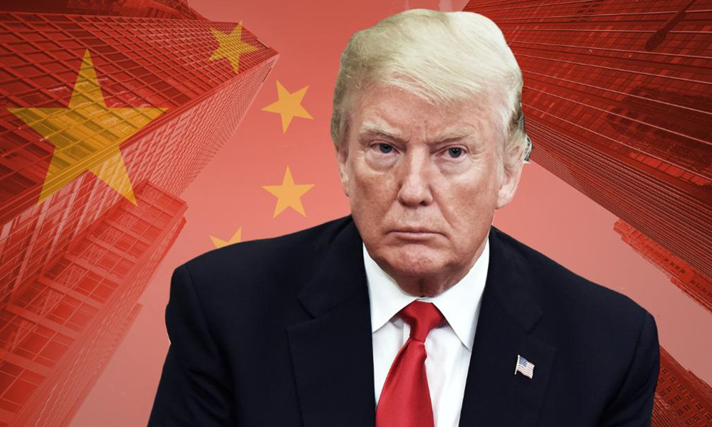 guerra comercial contra China