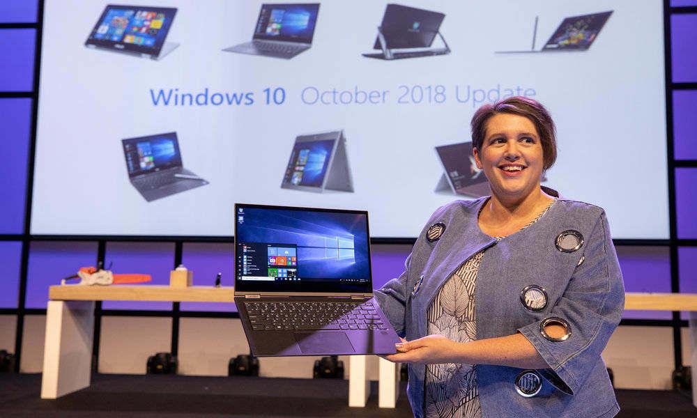 La próxima actualización importante de Windows 10 llegará en octubre