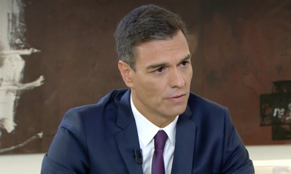 Pedro Sánchez reitera su intención de imponer una tasa a las grandes tecnológicas