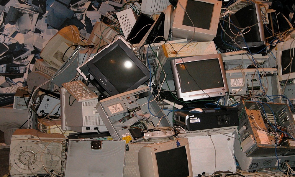 residuo electrónico