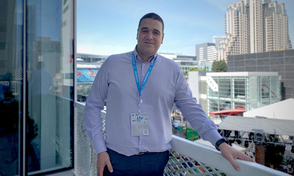 Iván Seldas, information management manager de Maxxium España