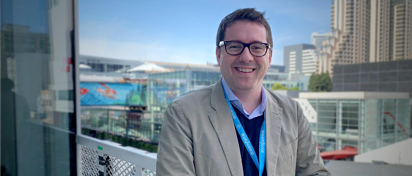 Rubén Mariscal, de Maxxium, habla de la implantación de Salesforce