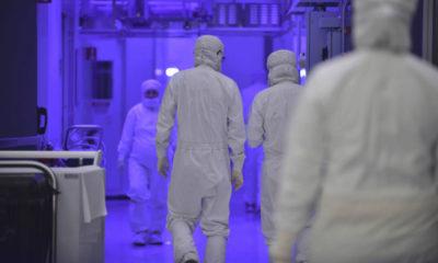 Fabricación Intel