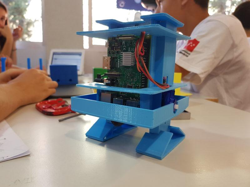 IBM Watson TJBot Chip