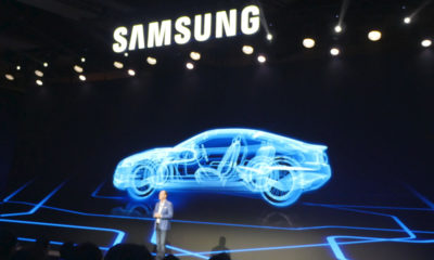 coches inteligentes Samsung