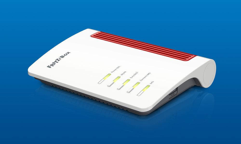 FRITZ!Box 7530, router DSL preparado para domótica que soporta Supervectoring y Mesh