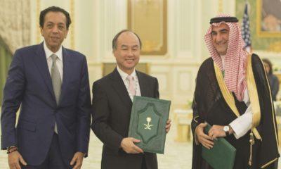 El Fondo soberano de Arabia Saudí también invertirá en el segundo Fondo Vision de SoftBank