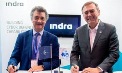 Indra se incorpora a la coalición de la OTAN en materia de ciberdefensa