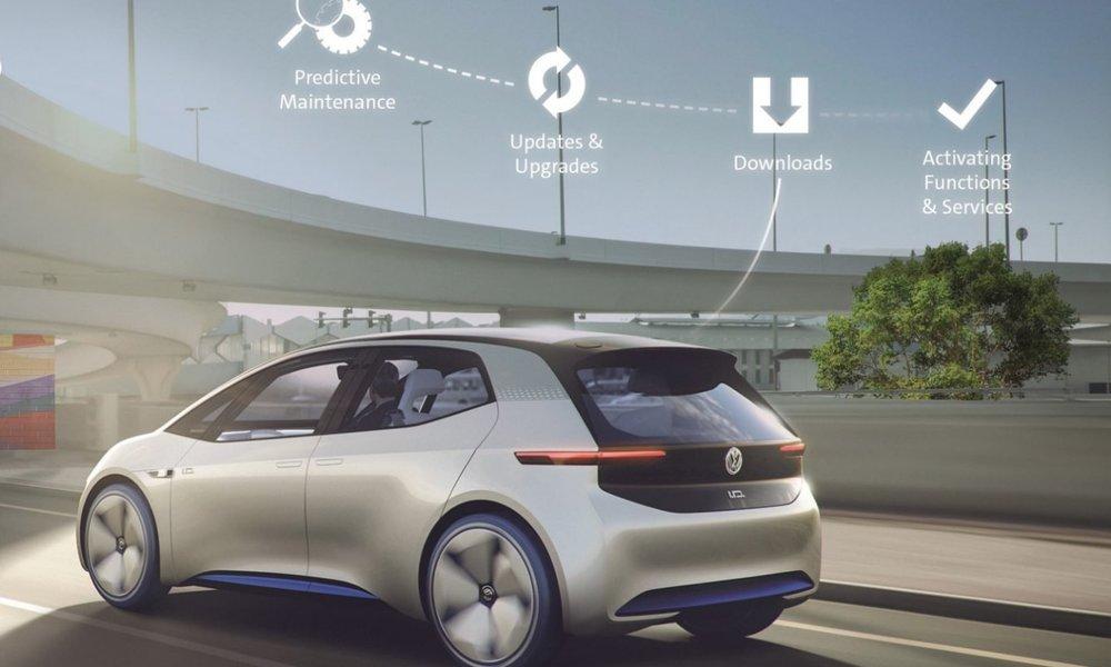 Microsoft y Volkswagen desarrollarán juntos servicios en la nube para coches conectados