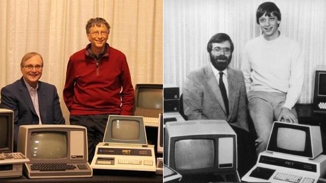 Paul Allen - Bill Gates