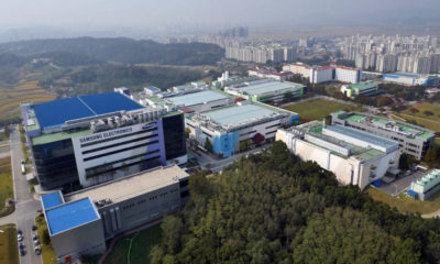Samsung consigue beneficios récord a pesar de su frenazo en smartphones