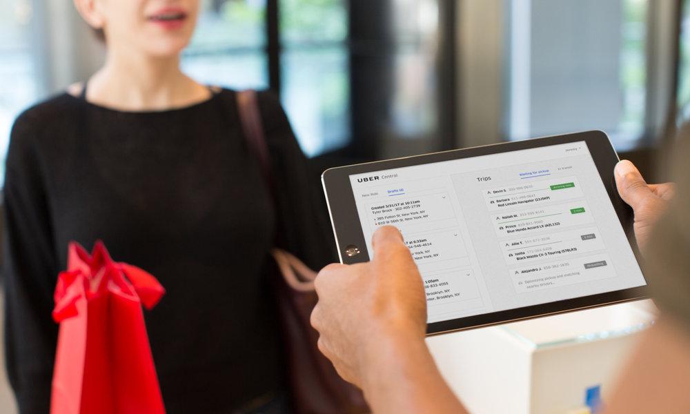 Uber prueba un servicio de contratación de trabajadores temporales a demanda