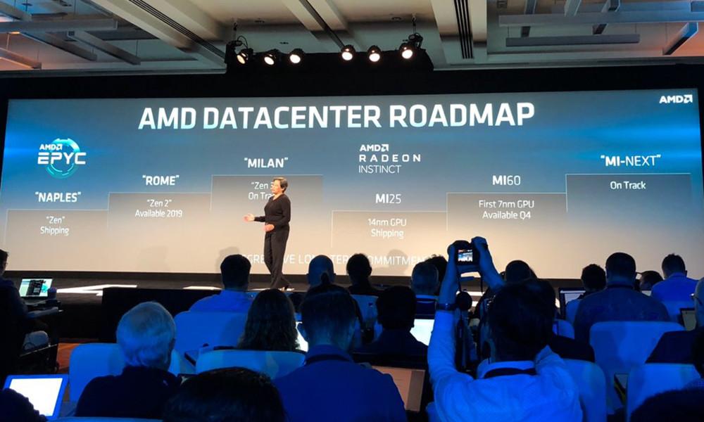 GPUs de 7 nm