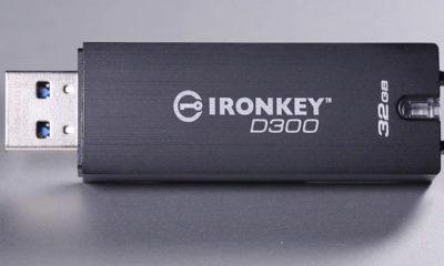 IronKey D300S
