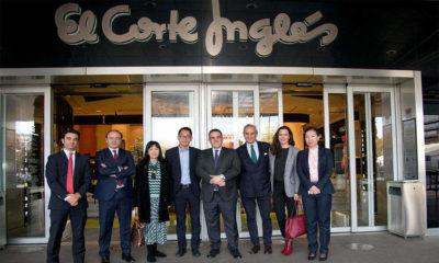 El Corte Inglés y Alibaba llegan a un acuerdo para colaborar en todo el mundo