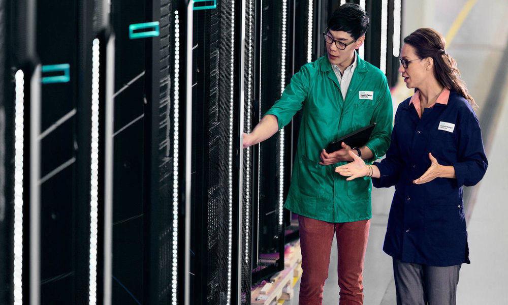 HPE apuesta por unos servicios de almacenamiento más inteligentes