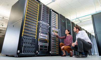 HPE amplía su estrategia de infraestructuras definidas por software